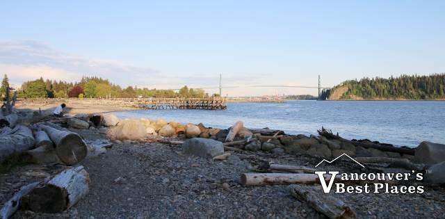 Millennium Park in West Vancouver