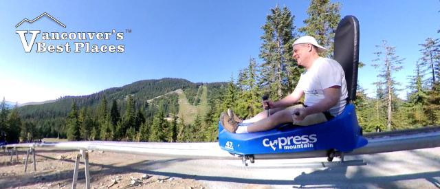 Cypress Eagle Coaster Ride