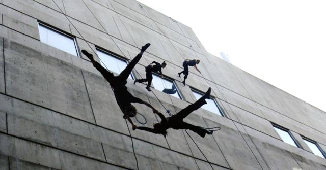 Aeriosa Aerial Dance Company