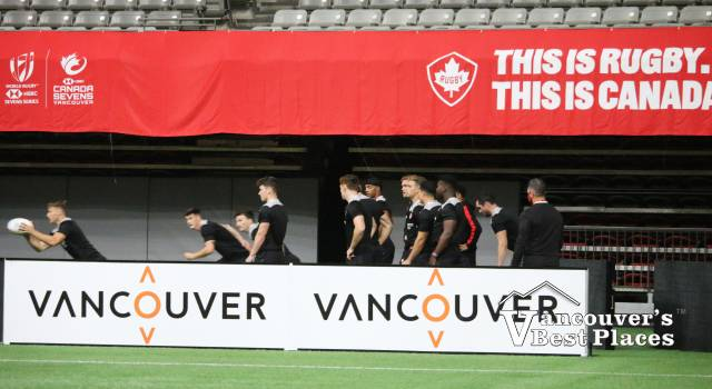 Canada Rugby Sevens in Vancouver