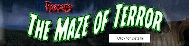 Reapers Maze of Terror
