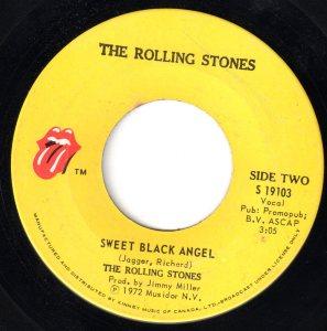 Rolling Stones - Sweet Black Angel 45 (Canada).jpg
