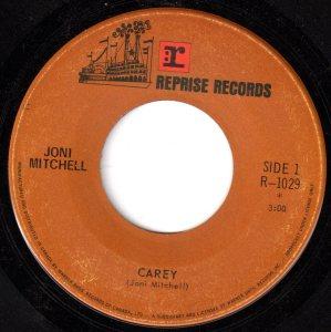 Joni Mitchell - Carey 45 (Reprise Canada).jpg