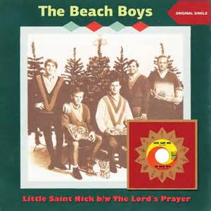 Little Saint Nick by the Beach Boys