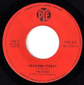 Dead End Street by The Kinks