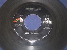 Hitchcock Railway by Jose Feliciano