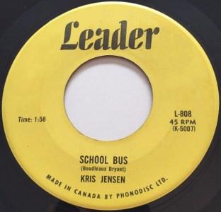 School Bus by Kris Jensen