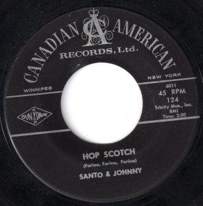 Hop Scotch by Santo and Johnny