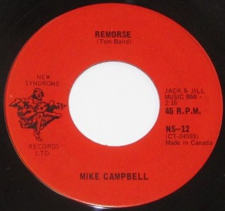 Remorse by Mike Campbell