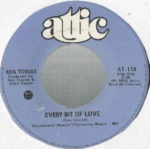 Every Bit of Love by Ken Tobias