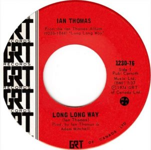 Long Long Way by Ian Thomas