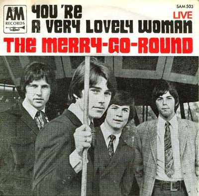 You're A Very Lovely Woman by the Merry-Go-Round