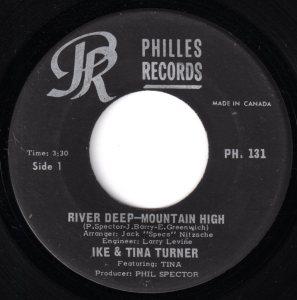 River Deep-Mountain High by Ike & Tina Turner