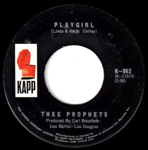 Playgirl by Thee Prophets