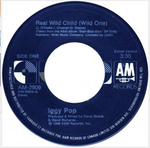 Real Wild Child by Iggy Pop