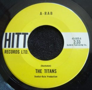 A-Rab by The Titans