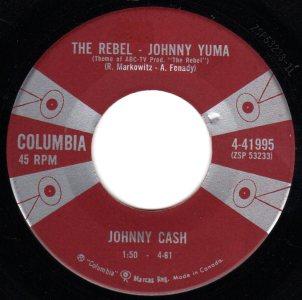 The Rebel - Johnny Yuma by Johnny Cash