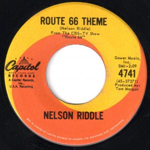 Route 66 by Nelson Riddle