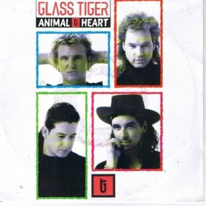 Animal Heart by Glass Tiger