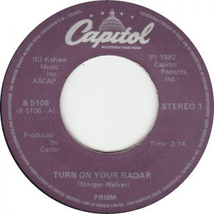 Turn On Your Radar by Prism