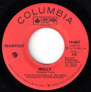 Molly by Bearfoot