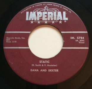 Static by Dana And Dexter