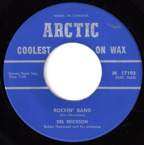 Rockin' Band by Del Erickson