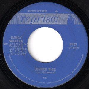 Summer Wine by Nancy Sinatra