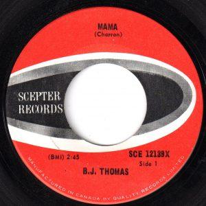 Mama by B.J. Thomas