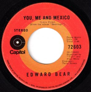 You, Me And Mexico by Edward Bear