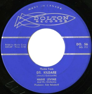 Dr. Kildare by Hank Levine Orchestra
