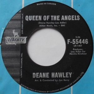 Queen Of The Angels by Deane Hawley