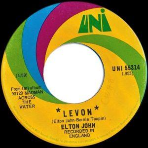 Levon by Elton John