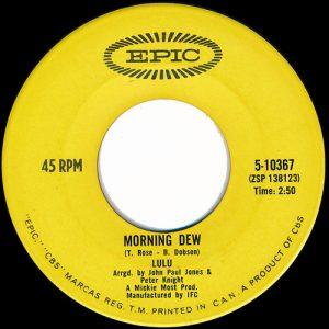 Morning Dew by Lulu