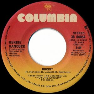 Rockit by Herbie Hancock