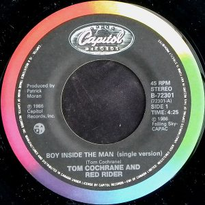 Boy Inside The Man by Tom Cochrane & Red Rider