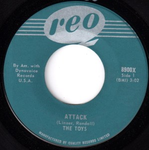 Toys - Attack 45 (Reo)