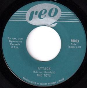 Toys - Attack 45 (Reo)
