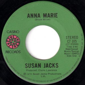 Anna Marie by Susan Jacks