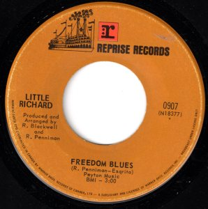 Freedom Blues by Little Richard