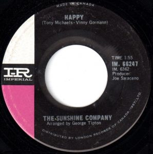 Happy by The Sunshine Company