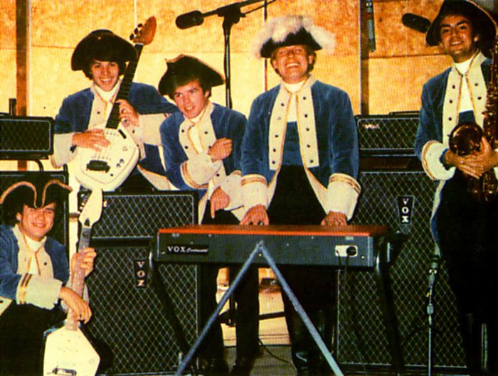 I Had A Dream by Paul Revere and the Raiders