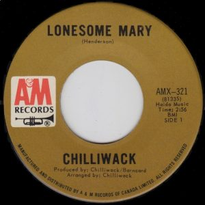 Lonesome Mary by Chilliwack