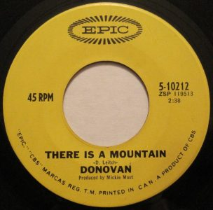 There Is A Mountain by Donovan