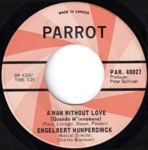 A Man Without Love by Engelbert Humperdinck