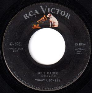 Soul Dance by Tommy Leonetti