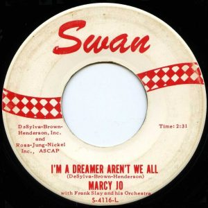 I'm A Dreamer, Aren't We All by Marcy Jo