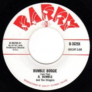 Bumble Boogie by B. Bumble and the Stingers