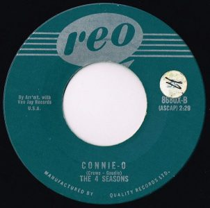 Connie-O by The Four Seasons