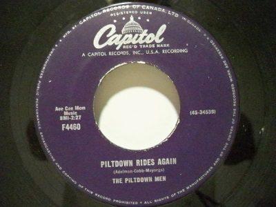 Piltdown Rides Again by Piltdown Men
